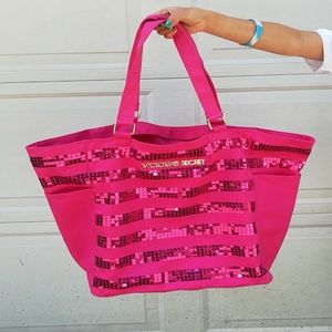 Victoria's Secret Sequin Bag